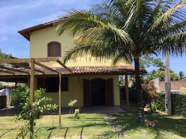 Casa de praia / Beach house - Anchieta - Hus