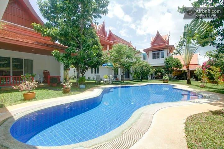 Villa of exception-APT 85 m2, cooks on the terrace - Rawai - Apartament