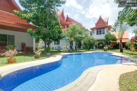 Villa of exception-APT 85 m2, cooks on the terrace - Rawai