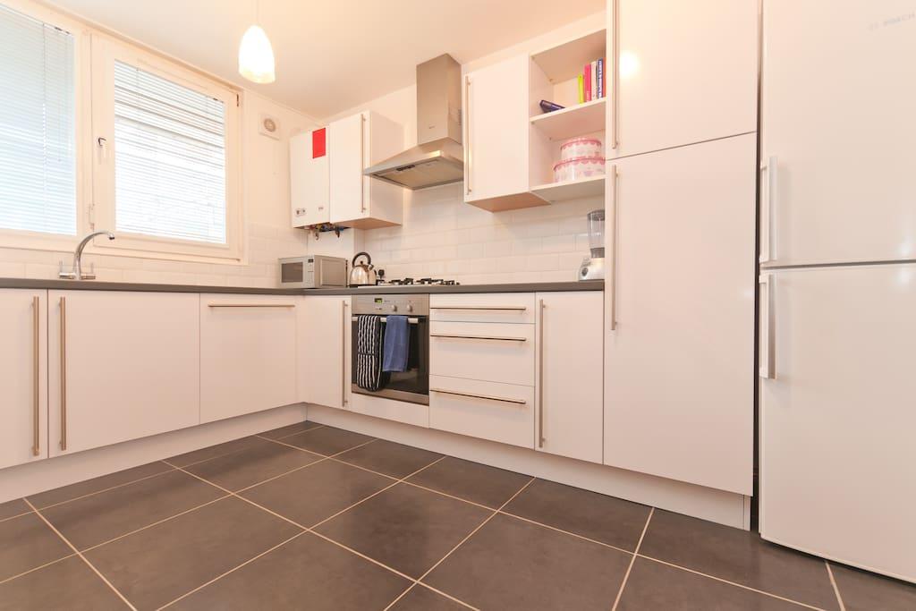 Lovely spacious kitchen