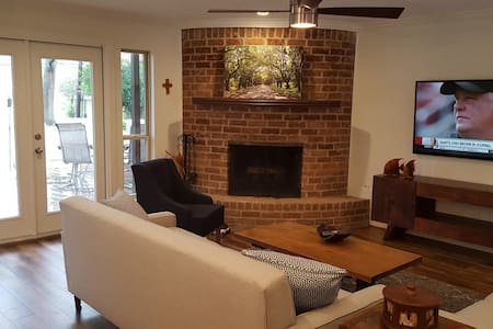 Newly Completely Remodel, Private and conformable - Jersey Village - House