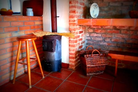 Casa da Charrete na Quinta da Fonte - Serra do Bouro - Vila