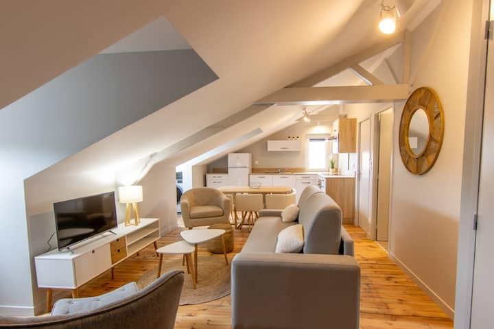 Apartment-Family - 6 personnes-Superior-Ensuite with Bath