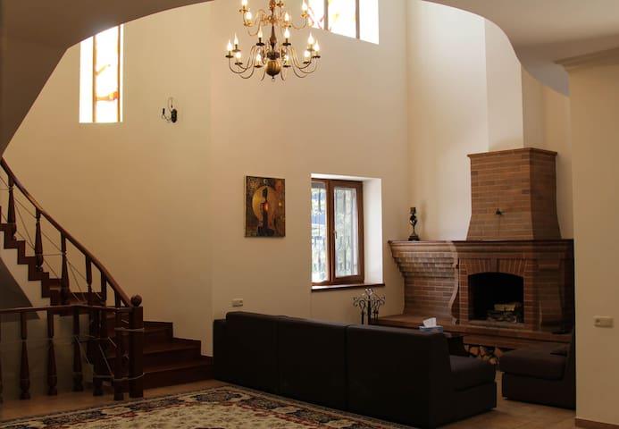 Luxury Villa in Armenia - Tsaghkadzor