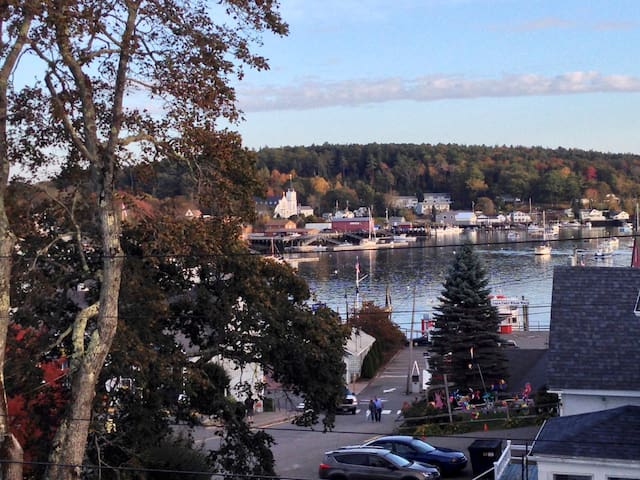 Aerie: Penthouse downtown - Boothbay Harbor - Apartment