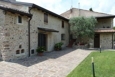Affascinante Cascina di campagna  - Cavalcaselle di Castelnuovo del Garda - Apartment