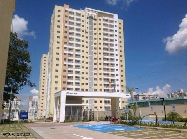 Great apt in the best location in Manauas - Manaus - Departamento