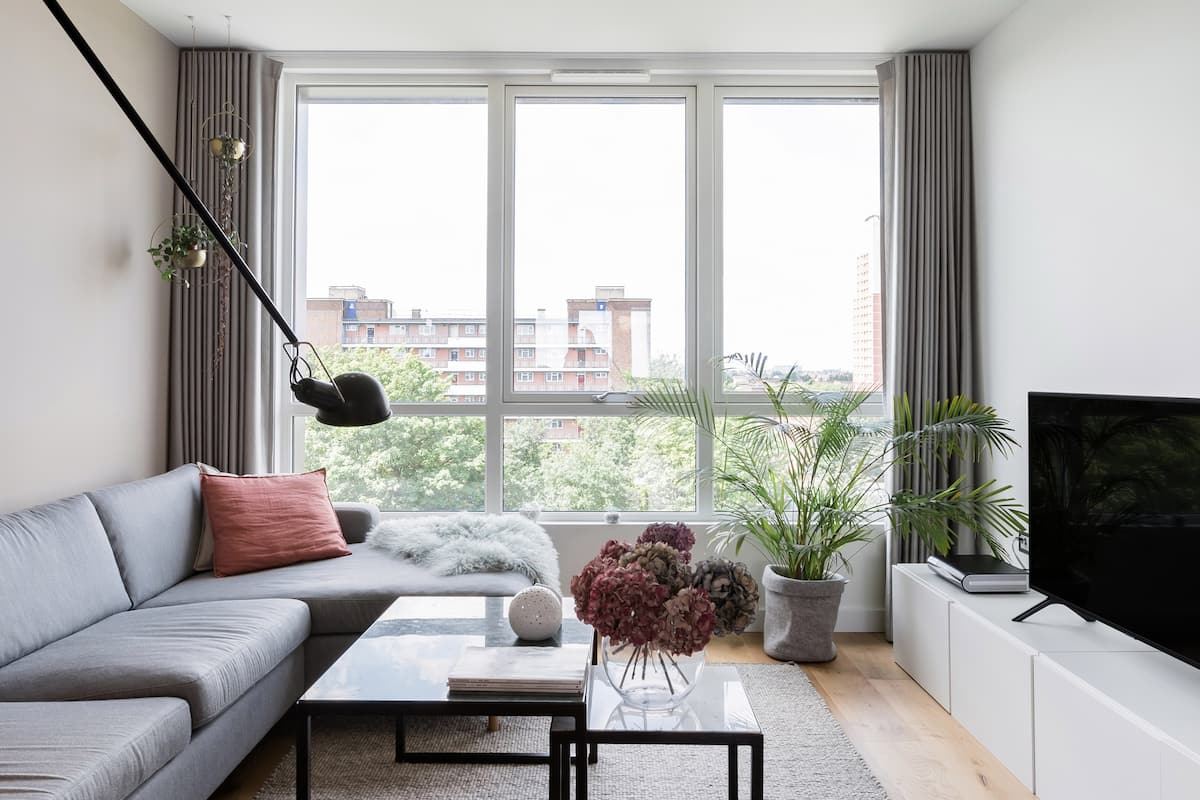 Chic Apartment with City Views