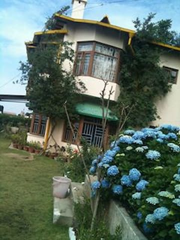 Majestic Cottage in the hills. Home away from home - Nainital - Chalet