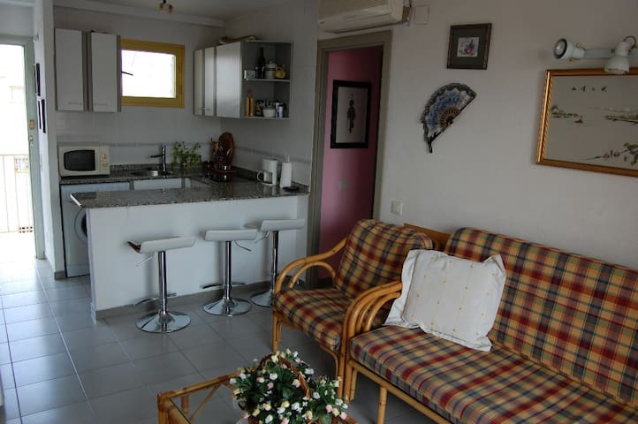 Апартаменты на первой линии в Салоу - Salou - Apartment