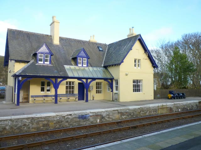 Helmsdale Station House - West Helmsdale - Jiné