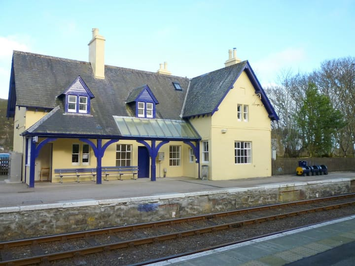 Helmsdale Station House