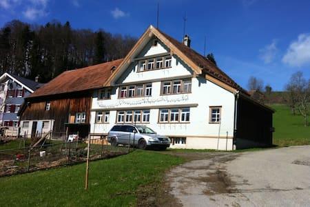 altes Bauernhaus - Huis