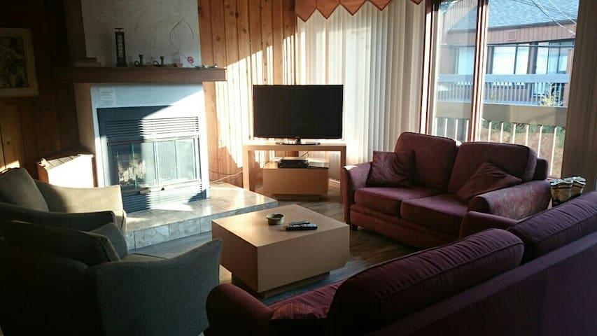 Apartement ski, golf et vélo - Beaupré - Apartamento