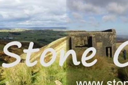 Stone Cottage nr Haworth, Yorkshire - Oxenhope