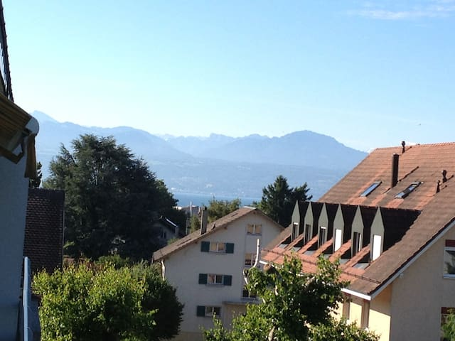 Appartment to subrent for 3 weeks - Morges - Apartemen