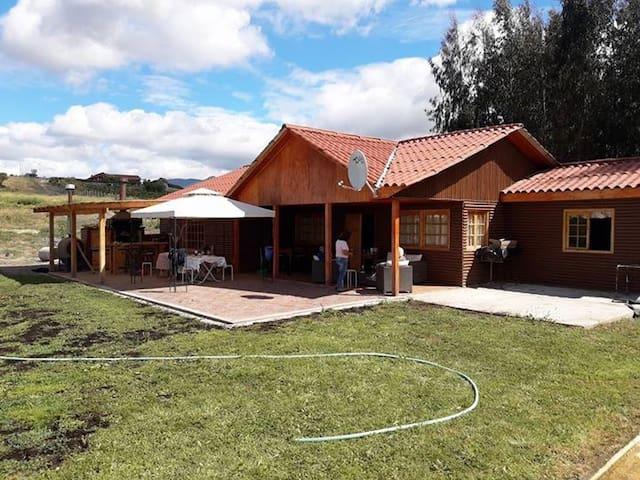 Casa en Parcela Codigua - Melipilla