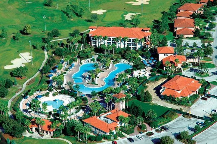 Orange Lake resort Villa