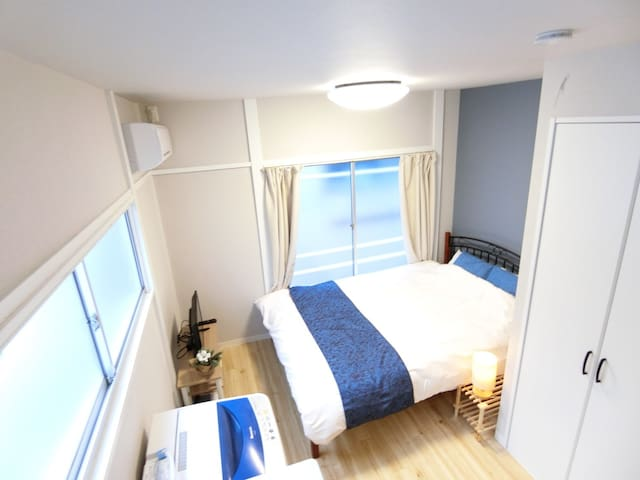 ☆Ikebukuro  8MIN FROM STATION☆RENOVATED 1R☆