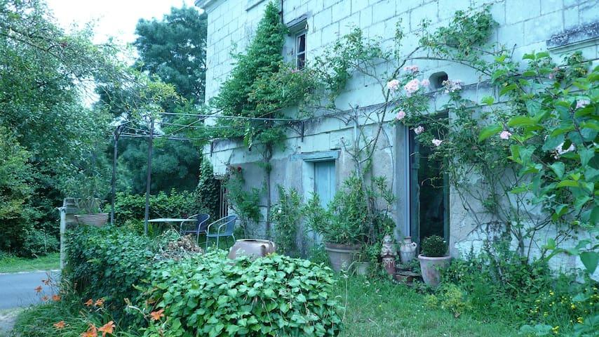 Maison bord de Loire - Le Thoureil - Maison