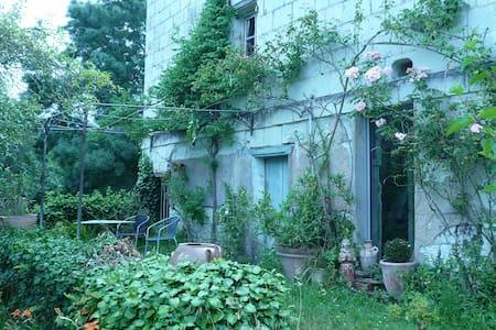 Maison bord de Loire - Le Thoureil - Talo