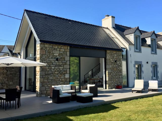 Beautiful house, 50m from the sea