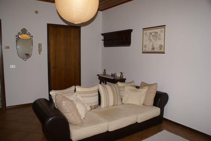 Bilocale in centro con postoauto - Mantua - Квартира