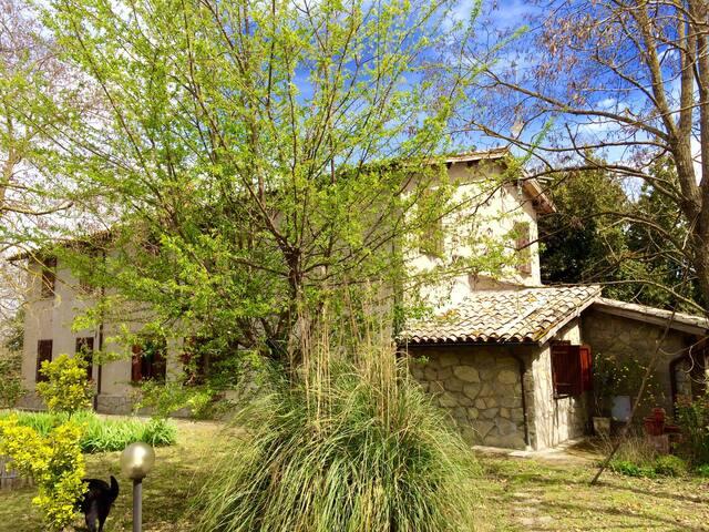 Country house near Orvieto - Umbria - Allerona  - Hus