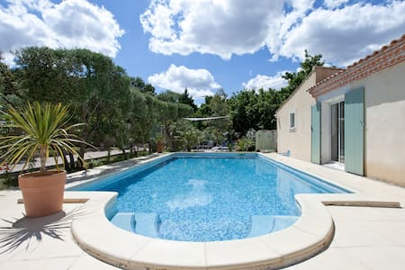 ROMANTIC COTTAGE  SWIMMING POOL IN PROVENCE - Comps - Hus