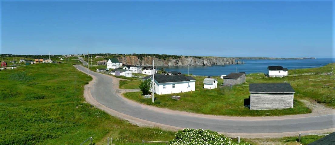 Mandy's Place .....Oceanview 2bdrm Cottage