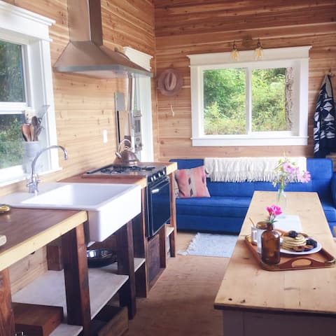 The Tiny House Farmstay at The Chittle Homestead