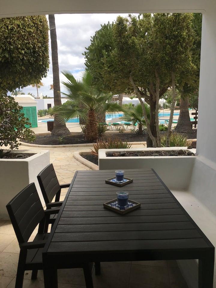 La Ola Playa Bastian (Poolview & Relax)
