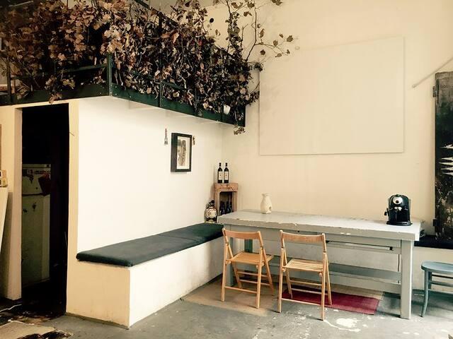 Not just a studio, a Loft suite! - Roma - Loft