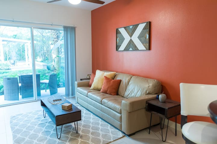 Modern 1 /1 Oasis in the Heart of Downtown Tampa