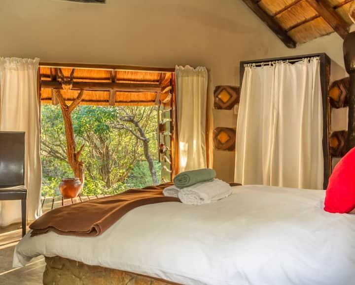 Mali Mali Safari Lodge Unit 1 Akkedis