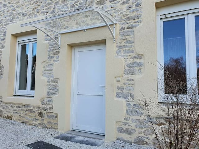 Appartement  39 m2 maison de village proche Rodez
