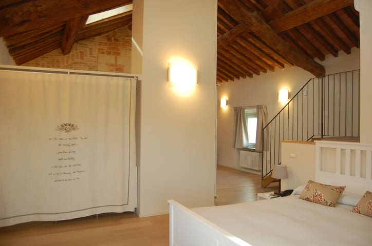 B&B FRAXINUS EXCELSIOR - Peonia 2st floor walkup - Frassinello Monferrato - Bed & Breakfast