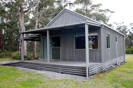 Brodribb River Rainforest Cabins - Cabin 3