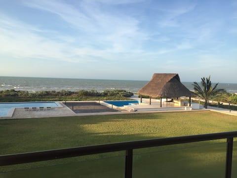 Casa en la playa -front beach house
