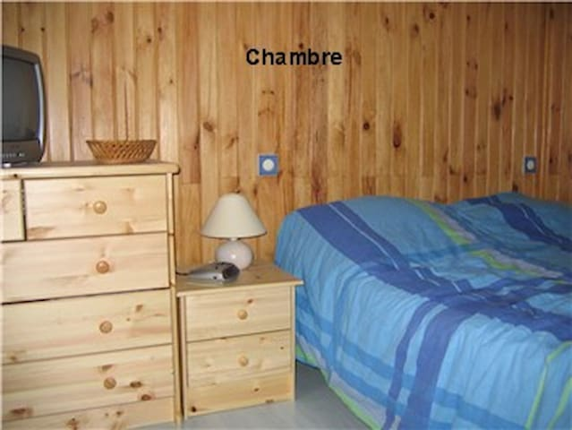 Location Montagne - Vailly - Apartamento