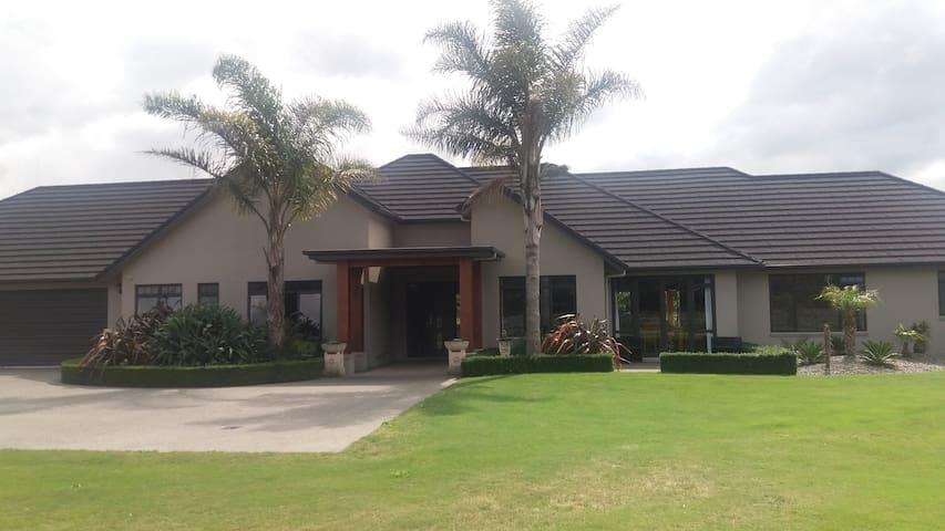Waikato Resort Area 1