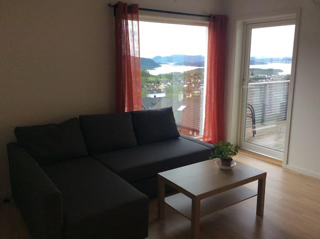 Apartment,marvelous view,pulpit rock flat nr 1