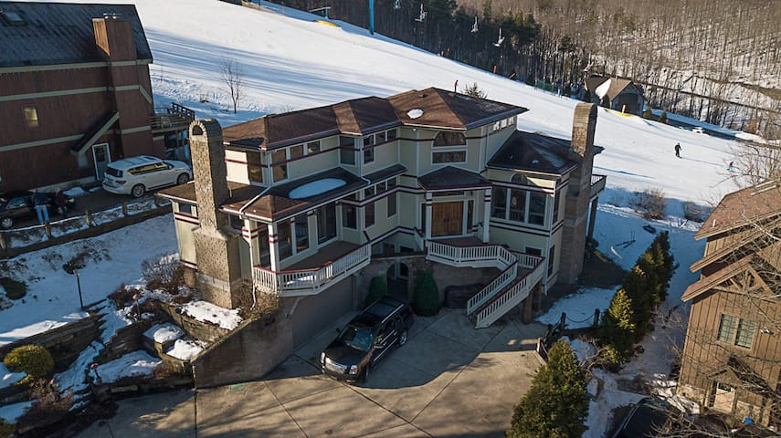 Luxury Holimont Mountain Mansion