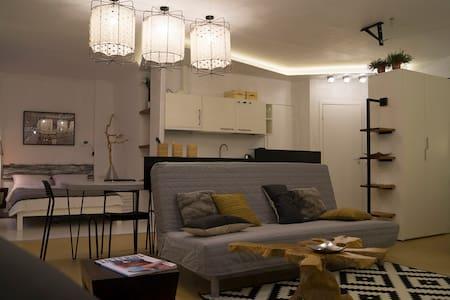 Уютные апартаменты в центре города