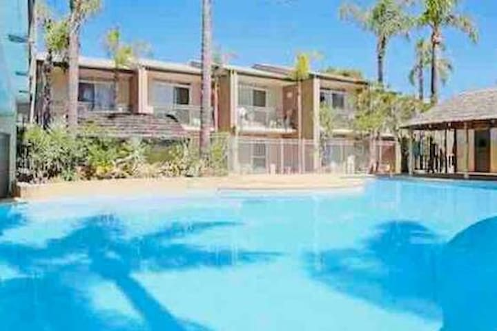 ⭐️ Mandurah Holiday unit (2 bed)⭐️