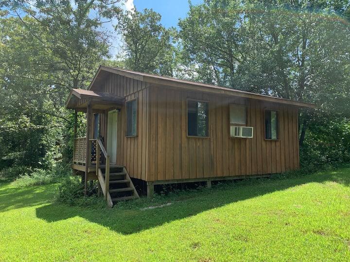 Cedar Cabin at Ananda Kanan Yoga Retreat Center