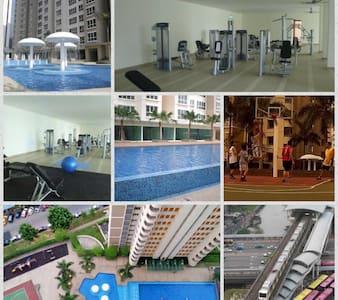 TITIWANGSA SENTRAL CONDOMINIUM - Kuala Lumpur - Wohnung