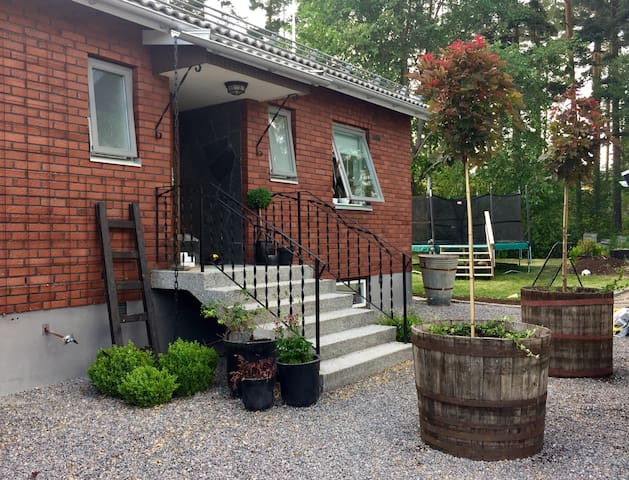 Family home in Falun/Dalarna