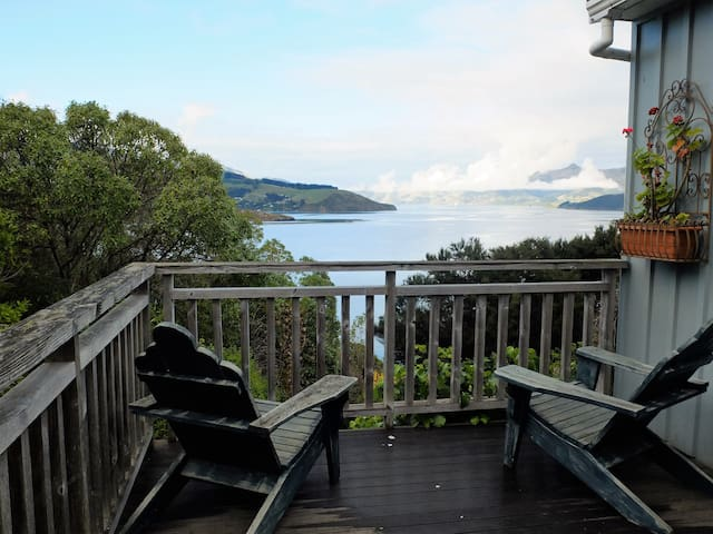 """The """"West Wing"""" at Cove Cottage - Robinsons Bay - Guest suite"""