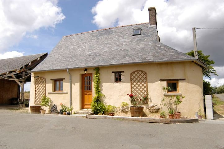 Le Cottage - Saint-Vincent-du-Lorouër - Dom